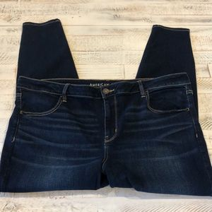American Eagle 24 Stretch Jegging Jeans